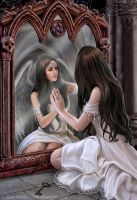 Magical Mirror by Ironshod