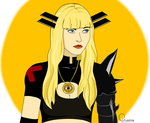 Illyana Rasputin (Uncanny X-Men edition) by Mj0r