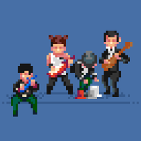 Band by hivernoir