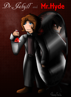 Dr. Jekyll and Mr.Hyde by QuincySoulz