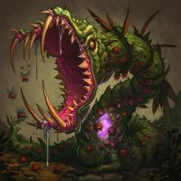 Plant Monster by VegasMike