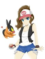 Pokemon Trainer by Paper-Universe