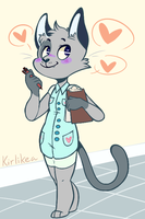 Love Nurse by miaoutastique