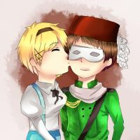 APH:.Turkey and Ukraine:.two :3 by shannenjanetakasu