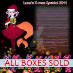 Luxa's X-mas Special 2014 [ALL BOXES SOLD] by Luxianne