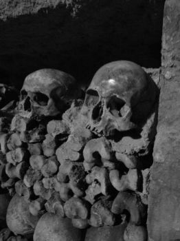 Catacombs 4 by TheDrownedLady