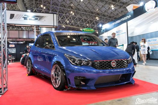 Fiat Argo Tuning by DKDS