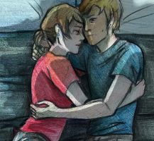 Cody and Darcie - It's Temporary by AHcomicmagic