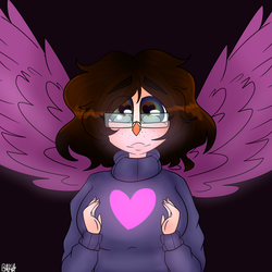 Hope :2018 REDRAW: by Bonnieart04