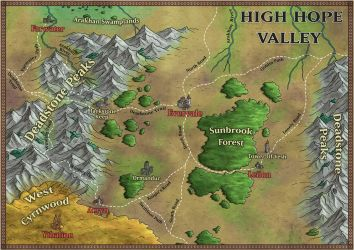High Hope Valley by Sapiento