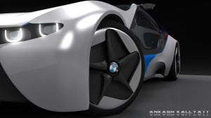 BMW Vision by Ankash