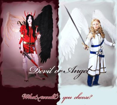 Devil or Angel - your choose by LuciuS-Akechi