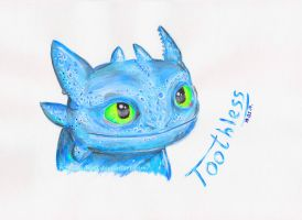 TOOTHlESS XD by AJIENA