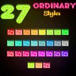 Ordinary Styles (Re-upload) by AnthonyGimenez
