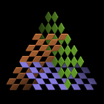 cubic orthogonal planes by markdow