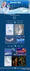 Frozen Journal skin CSS by Nameda