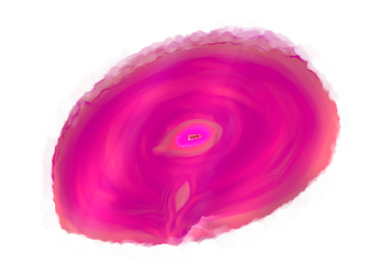agate slab by torvusbog