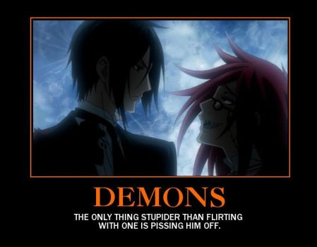 Demons by Roturier