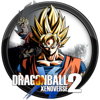 Dragon Ball - XenoVerse 2 Icon by andonovmarko