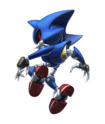 metal sonic by inualet