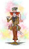 Mad Hatter by Maggy-P