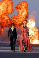 Trigun: Cools Guys ... V.2 by christie-cosplay