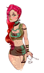 Shes A Baddie by j-lee-an