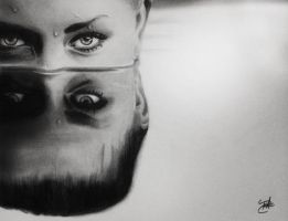 Reflection by jourixia