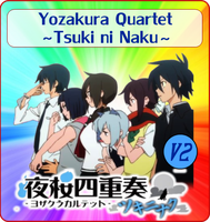 Yozakura Quartet ~Tsuki ni Naku~ v2 Anime Icon by Zule21