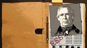The Strange Case of Zachary Taylor by TheNYRD