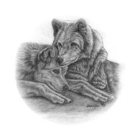 Wolves by Jenileigh