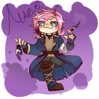 SD Maeve! by winterout1
