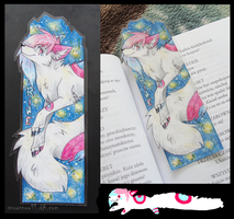G: Rine bookmark by SnowSnow11