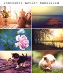 Photoshop Action Sunkissed (DOWNLOAD FOR FREE) by Heavensinyoureyes