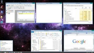 Windows Vista Theme For Windows 8.1 by winxp4life