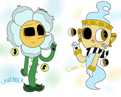 Cuphead Fanchilds (4) by Jessy0102
