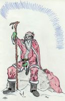 Jolly ole St. Nick by Herokip98