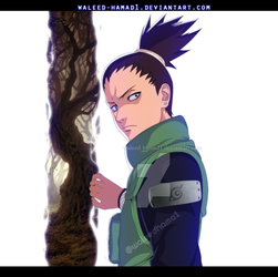 Shikamaru is going out the filler in Naruto xD by WALEED-HAMAD1