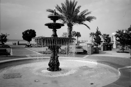 The Fountain by caeli