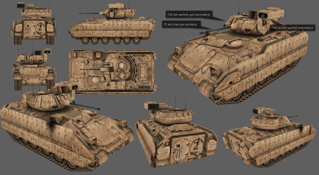 M2 Bradley by ToTac