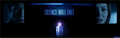 Silence will fall  Banner by nancywho