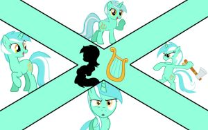 Lyra Heartstrings (wallpaper number 14) by axelrules1231