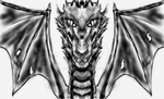 dragon sketch by newdeal666
