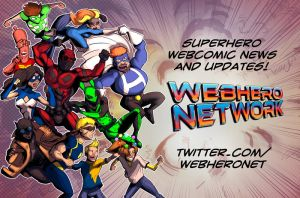 WebHeroes, Assemble! by shaneoid77