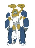 TFP Seaspray by Owl-Robot