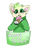 Happy pp berfday by l-BLUE-JAY-l