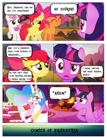 Princess Who? by ComicsOfEquestria