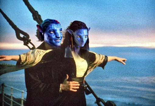 New Avatar of Titanic by chochweets