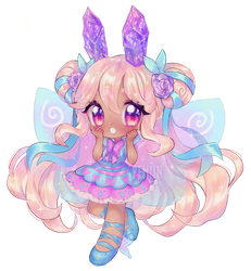 That feel when you dress up as a fairy by Pemiin