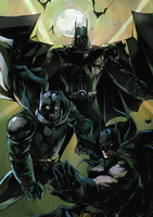 Batman times 3. That's all you need to know. by daremaker